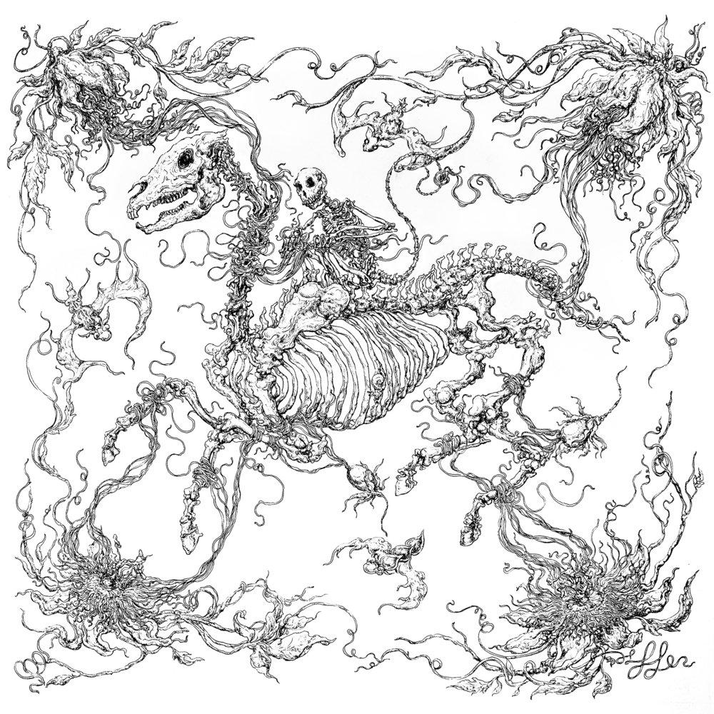 ONLINE ARTWORK - In Deaths Dream Kingdom - Artwork hand drawn by Jazz Szu-Ying Chen.jpg
