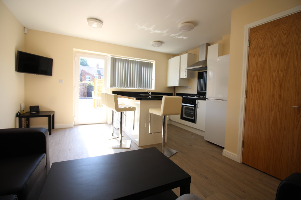 Student Accommodation, Sharp Court, Hull