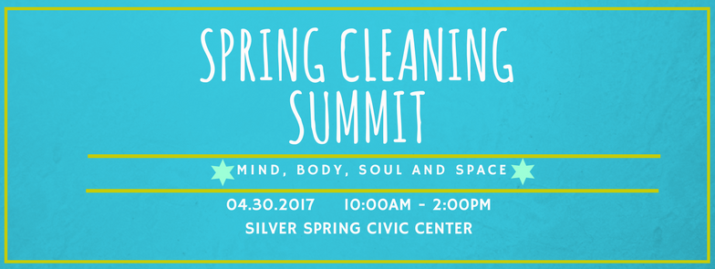 Register today at www.springcleaningsummit.com