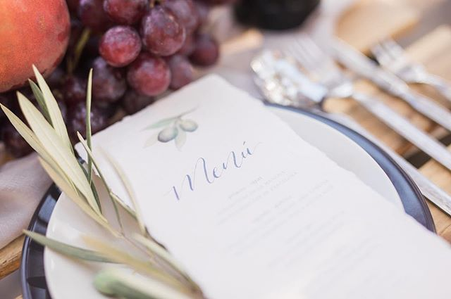 I was so excited to wake up this morning and see that my work was featured on @strictlyweddings  This was a fun shoot that took place in a secret olive grove in Malaga, Spain. It was a joy to watercolor the little olive branch details onto this gorgeous handmade paper. If you'd like to see more from this lovely shoot, check out my stories or pop through to Strictly Weddings. Photo: @solis_photo  Jewelry: @riddlesjewelry  Mens Attire: @elcorteingles  Dress: @bhldn  Stationer: @foxhare_designs ⠀⠀⠀⠀⠀⠀⠀⠀⠀ ⠀⠀⠀⠀⠀⠀⠀⠀⠀ #foxharebride  #stationerydesigner #weddingstationery #weddinginspiration #risingtidesociety #communityovercompetition #dailydoseofpaper #paperlove #fineartbride #handlettering #moderncalligraphy #texascalligraphy #lettering #pointedpen #calligraphy #penmanship #vintagestamps #envelopes #handmadepaper #centraltxwedding #texasbride #wacotown  #texasweddings #2018bride  #bespokeinvitations  #sayyestothedress  #shesaidyes  #weddingplanning  #justsaidyes