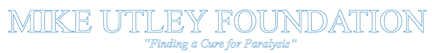 Mike Utley Foundation | Finding a Cure for Paralysis
