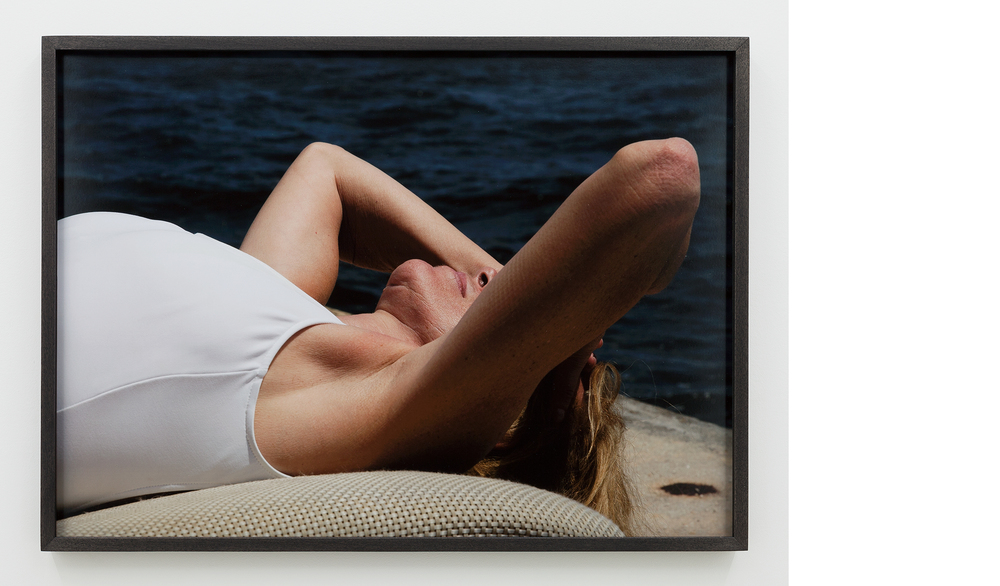 Mom (Ocean) , 2013, Digital C-print, 19x26 inches