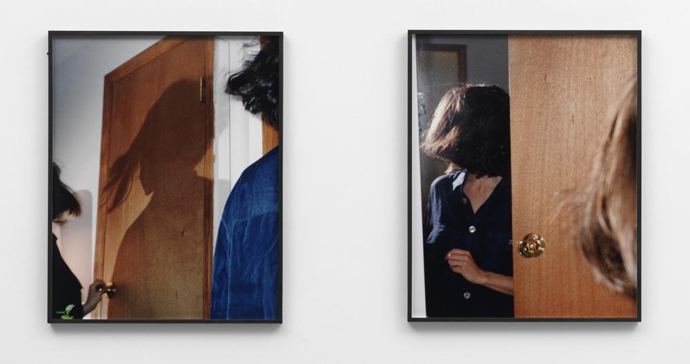Untitled (Turn #1) 2012, Digital C-print, 30 x 24 inches   Untitled (Turn #2) 2012, Digital C-print, 30 x 24 inches