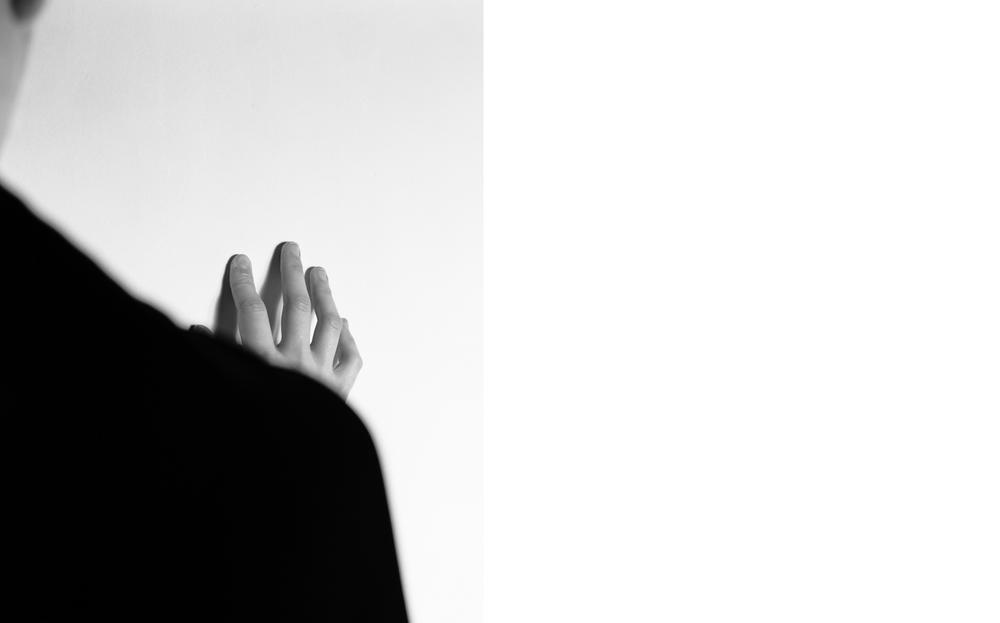 Hand 2012, Silver gelatin print,30 x 24 inches