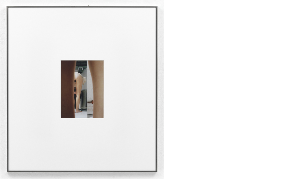 Untitled (Bottomless #3) , 2015, Inkjet print, 29x25 inches framed