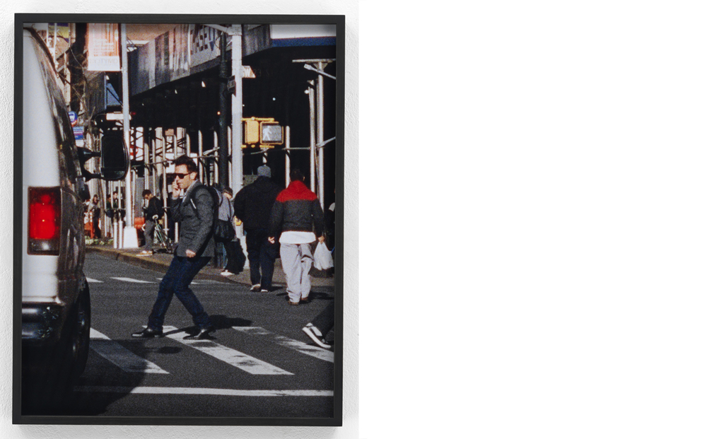 Untitled (Street #7) , 2015, Inkjet print, 21x17 inches