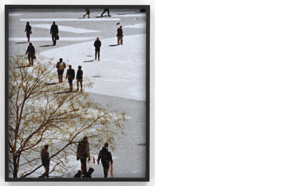 Untitled (Street #13) , 2015, Inkjet print, 21x17 inches