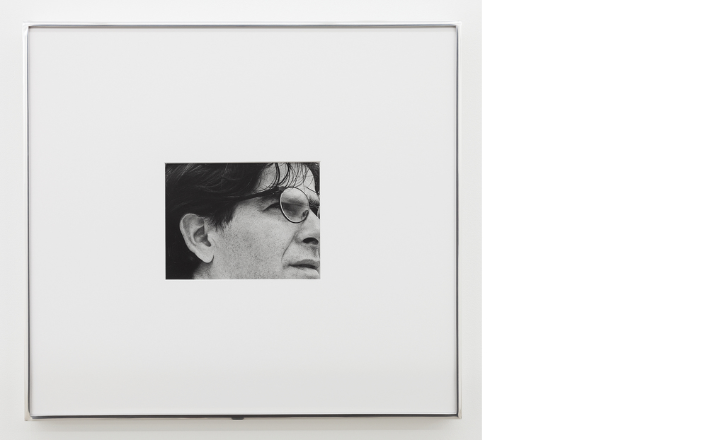 Dad , 1995/2013, Silver gelatin print, 20x22 inches framed
