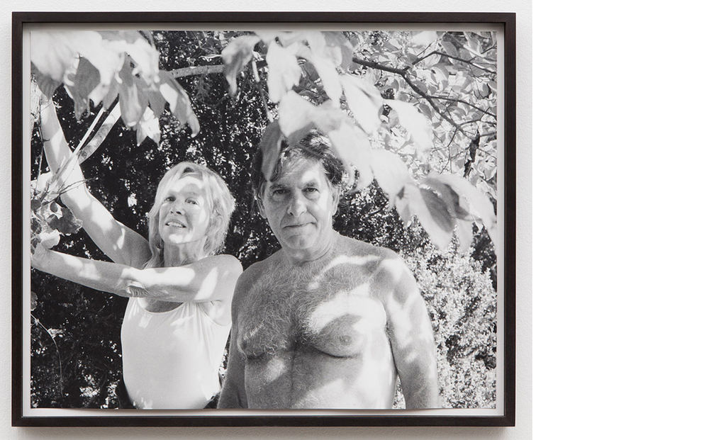 Parents/Trees , 2014, Silver gelatin print, 21x26 inches
