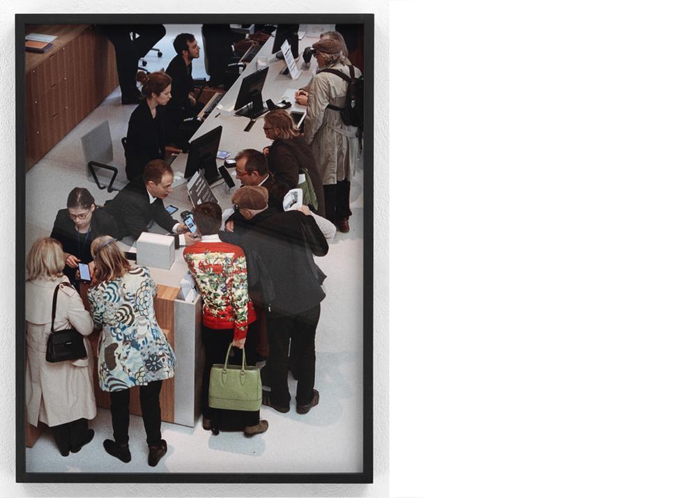 Untitled (Street #2) , 2015, Inkjet print, 21x16 inches