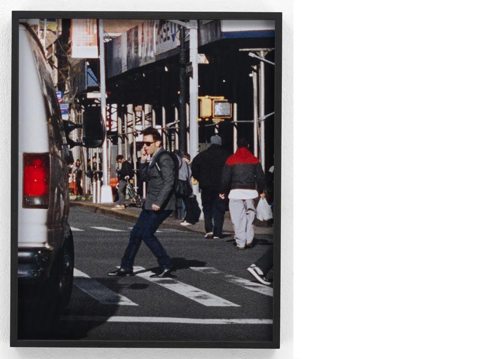 Untitled (Street #7) , 2015, Inkjet print, 21x17 inches