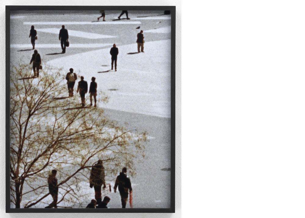 Untitled (Street #13) , 2015, Inkjet print, 21x17 inches