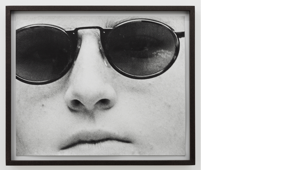 Brother (Sunglasses) , 1995/2013, Silver gelatin print, 17x20 inches