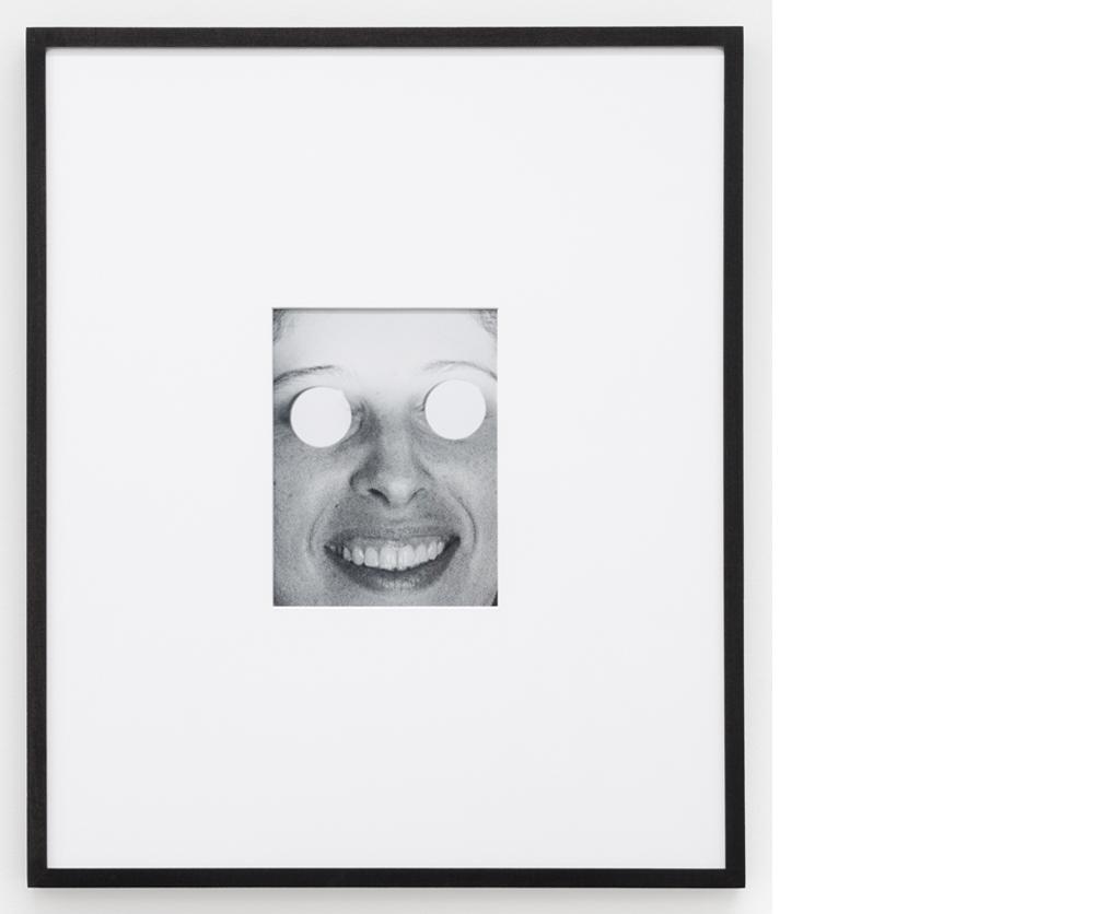 Mirror Eyes , 2016, Inkjet print, 20x22 inches framed