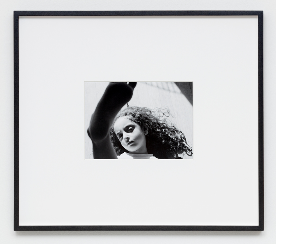 Daphne (Foot) , 2013/2016, Silver gelatin print, 24x27.5 inches framed