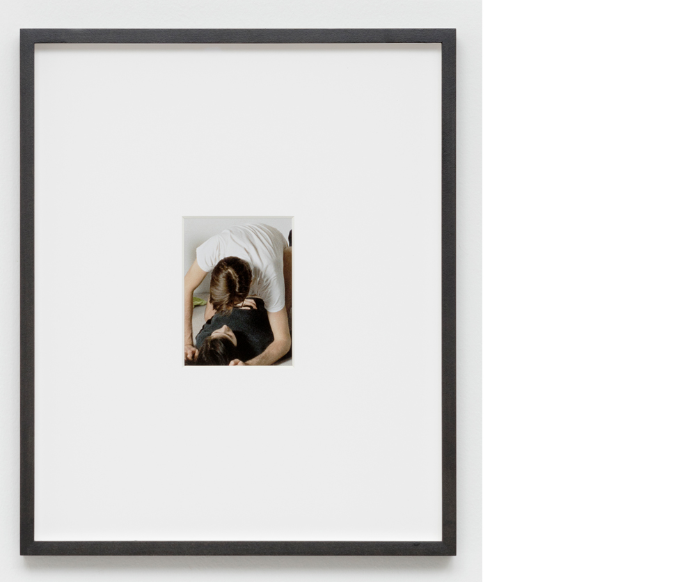 Untitled (Stare) , 2016, Inkjet print, 20x16 inches framed