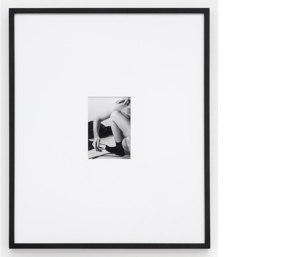 Untitled (Sex 1) , 2016, Inkjet print, 22x20 inches framed