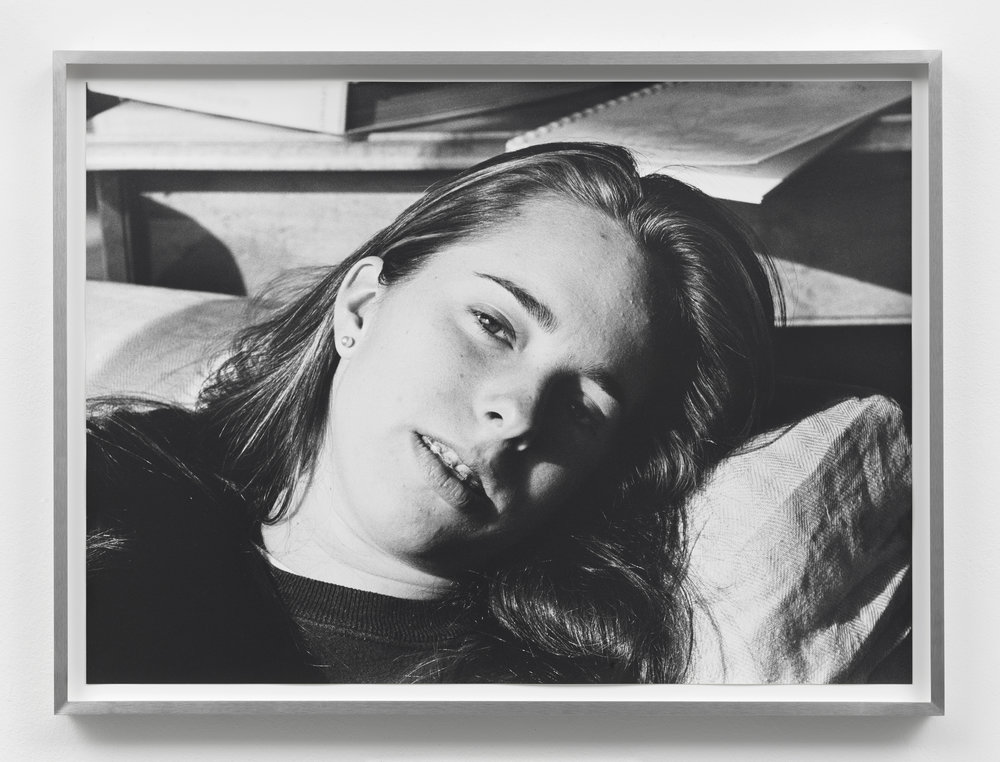 Untitled (Braces) , 1996/2017, Silver Gelatin Print, 17 ½×24 inches