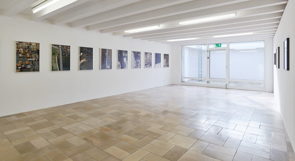 Installation view, Kölnischer Kunstverein, Cologne