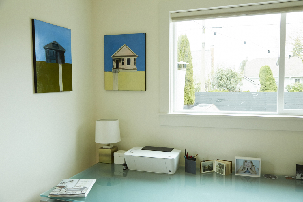 home office house paintings