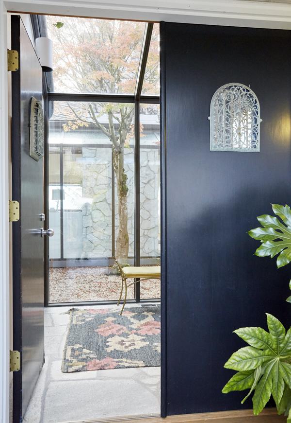 cherie home front door