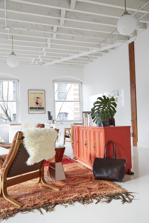 Scarlet Chamberlin studio