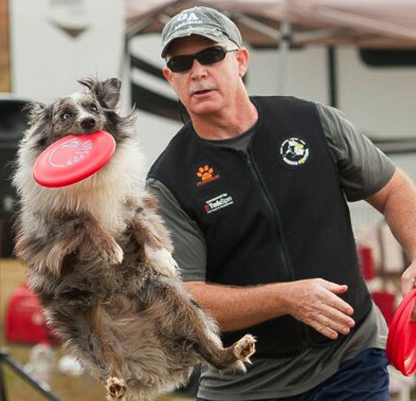 Chief Master Sergeant USAF James Fox and Rocky 2.jpg