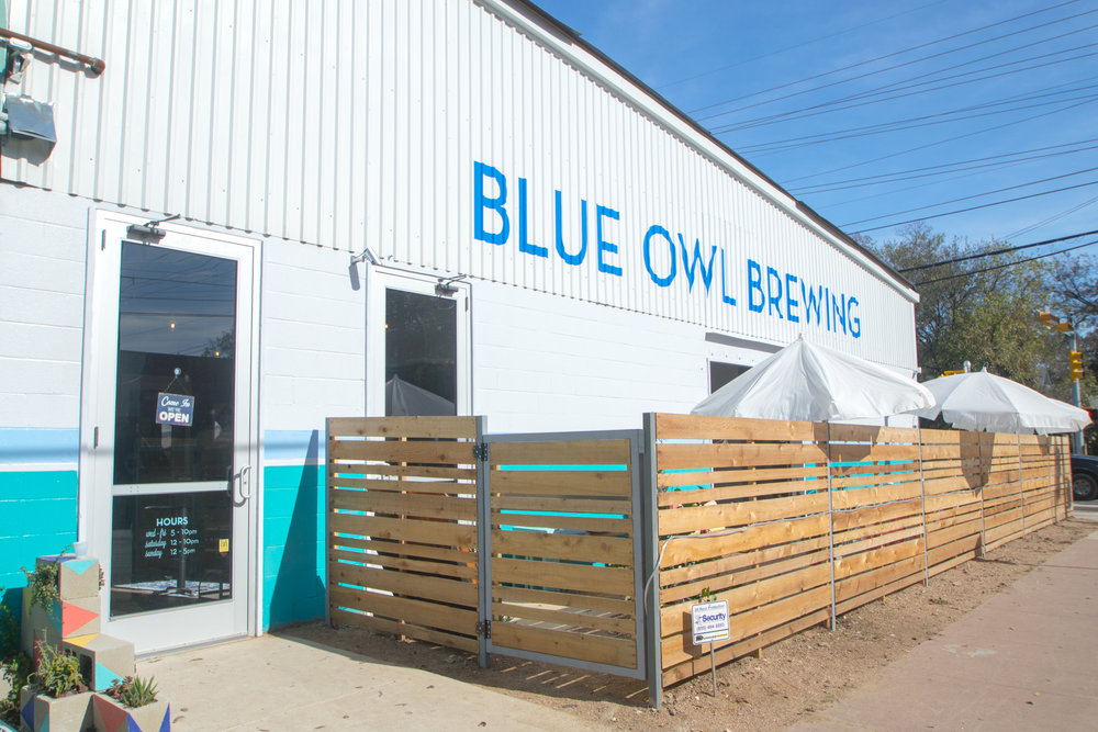 Blue Owl Brewery, Austin, Texas