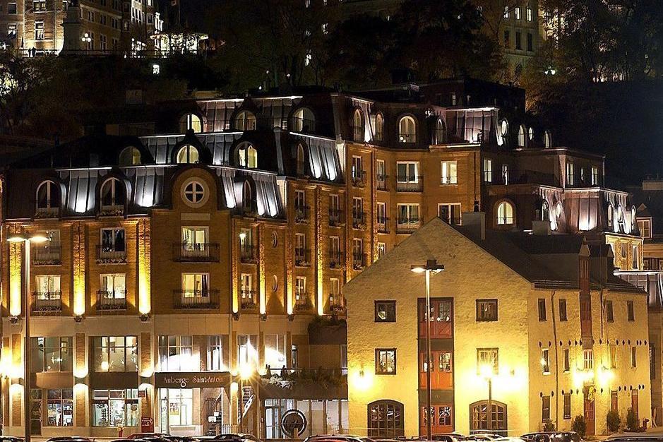 Auberge Saint-Antoine - L'Auberge Saint-Antoine, meilleur hôtel au pays selon TripAdvisorJournal de Québec / January 2017