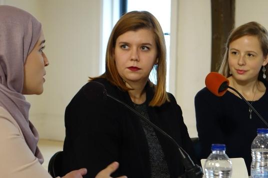 Entreprenariat : Être audacieuse et dédramatiser l'échec - ICI Première / December 2016