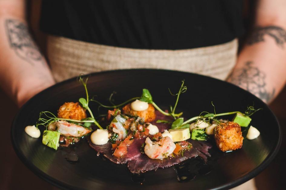 Chez Rioux et Pettigrew - 5 nouveaux restaurants de Québec qu'il faut absolument essayerTon Barbier / Juin 2017