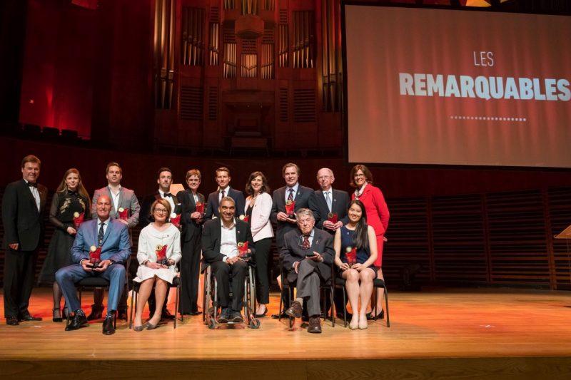 Treize diplômés «remarquables» honorés par l'Université Laval - L'Appel / Mai 2018