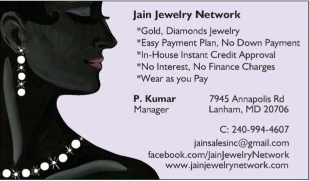 Jain Jewelry Network