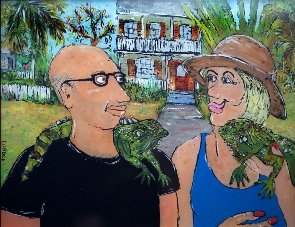 Iggy and Wanda