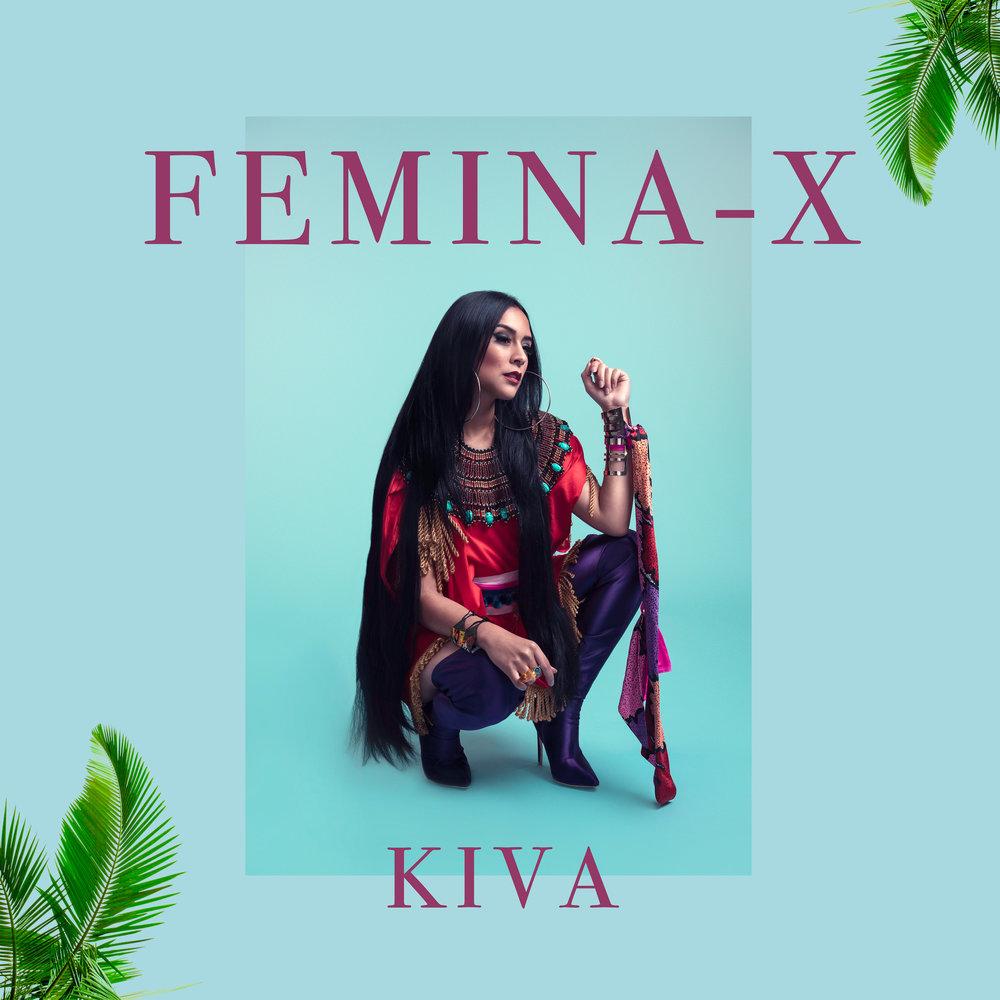 Femina-X Kiva album cover.jpg