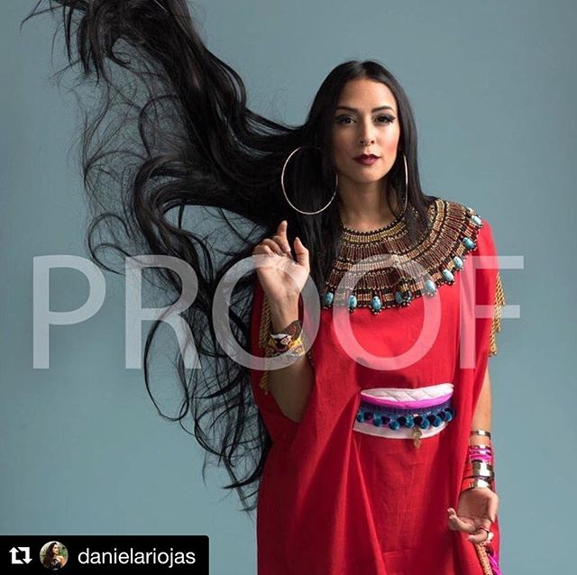 "#Repost @danielariojas with @get_repost ・・・ Yesterday we got word that Femina-X is now charting #1 on 90.1 @ksymradio !! 📡✨We are so proud and elated - thank you! ""KIVA"" was just released in July 2018 of this year, self-produced and self-released, an album of our highest intentions, paying homage to my mother after her passing, the songs are imbued with prayers and imagery of journeying through the self and the land, listening to guides, the moon, our Great Mother, Father Sky, celebrating life through grief, and becoming alive with cosmic whispers 🌿🕊 it's also up on all platforms including Spotify. Give it a listen! ♥️Outtake photo from album cover photo session with @donrhopkins styling by @kiri_elle_tee hair by @fridasson44 concept and make up by me --- go follow our music page on @feminax.music #kiva #album #music #contemporary #alternative #music"