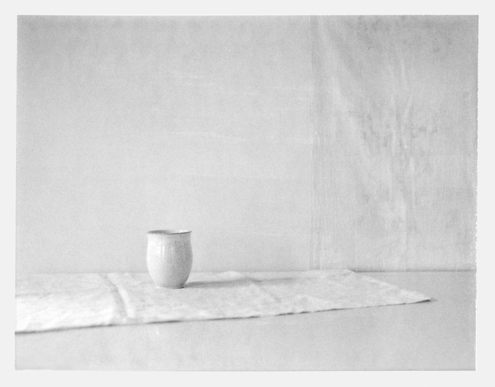 "White Cup. 2018. Archival Pigment Print. 6"" x 8"""