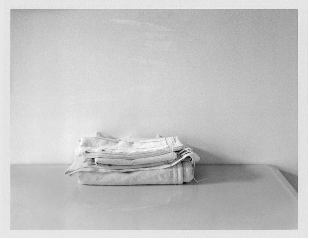 """Fabric Stack. 2018. Archival Pigment Print. 6"""" x 8"""""""