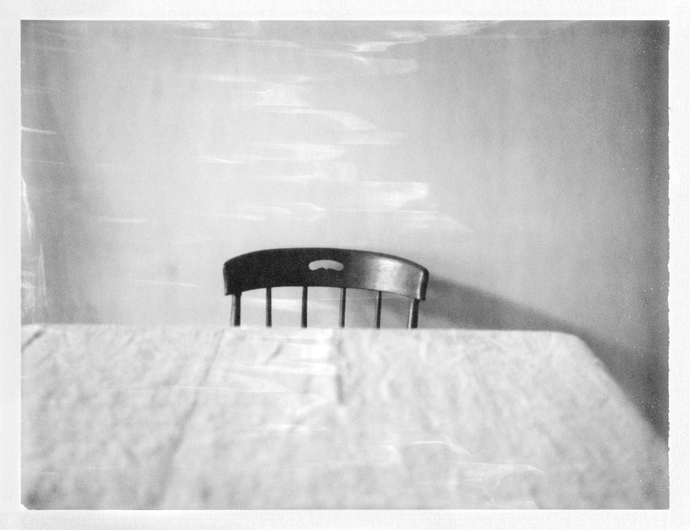 "Chair. 2016. Archival Pigment Print. 6"" x 8"""