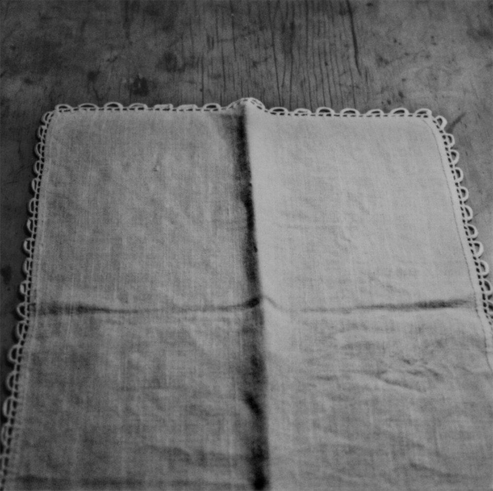 Cloth on Table