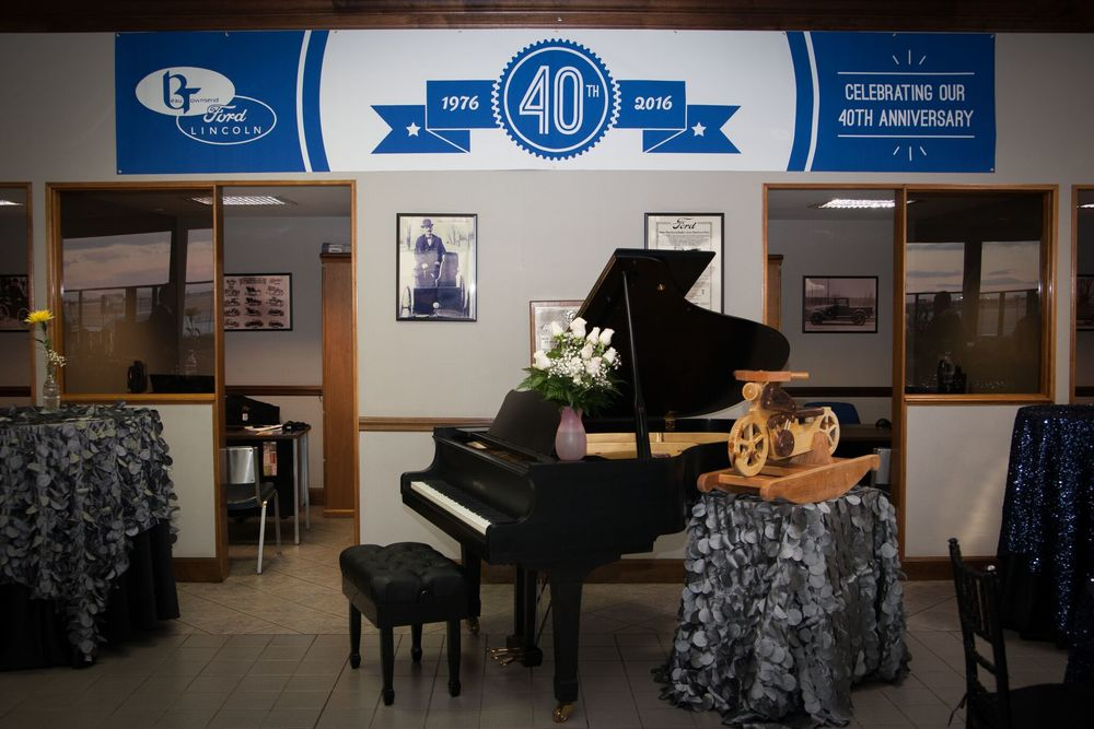 Beau Townsend Ford: 40th Anniversary event