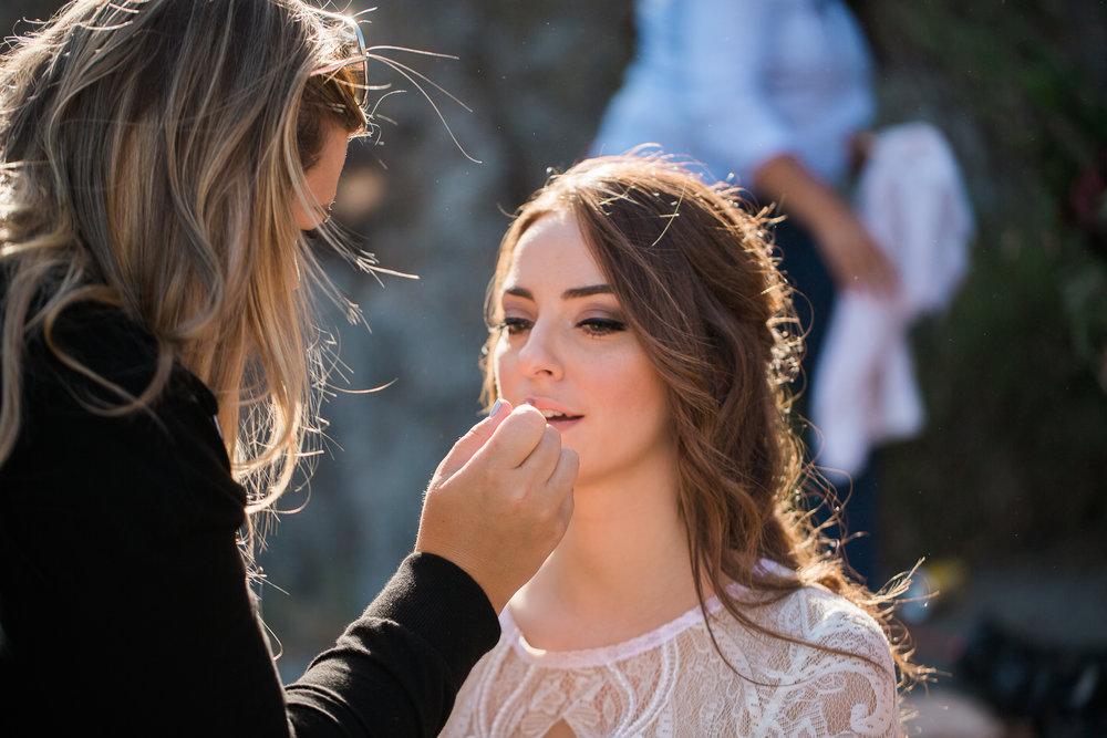 napa valley makeup artist
