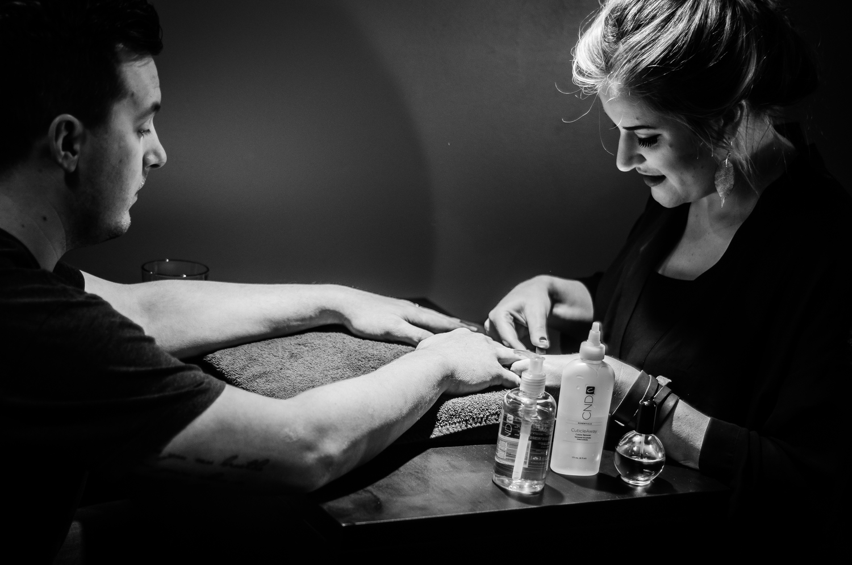Hand & Nail Care for Men in Denver — GQ Barber Lounge