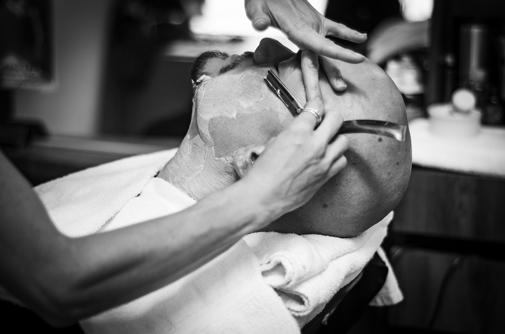 Shave for men