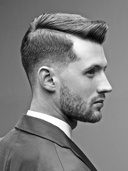 The Timeless Haircut — GQ Barber Lounge