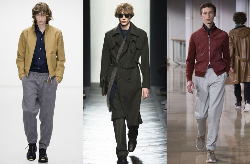 Mens Fashion Trends - Pants