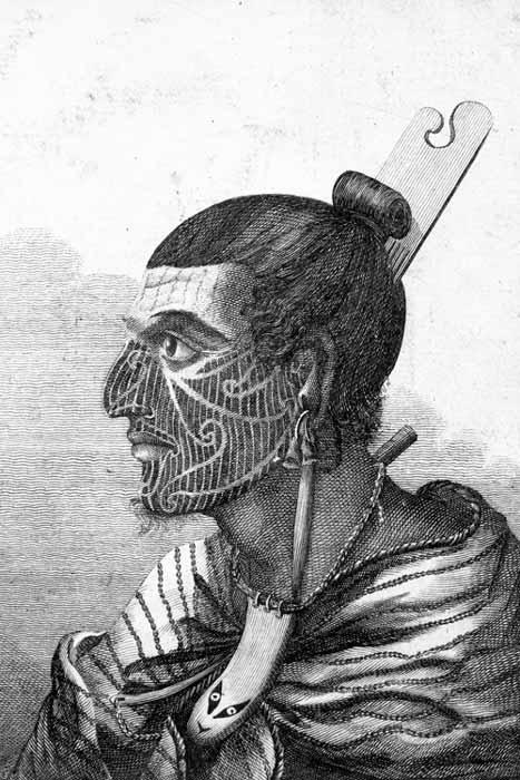 Maori tikitki mens hairstyle