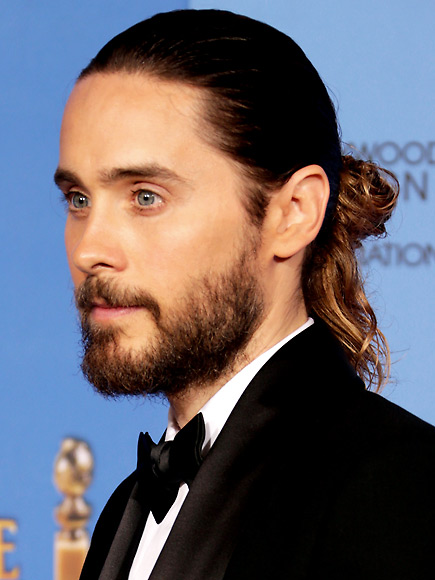 Jared Leto mens hairstyle