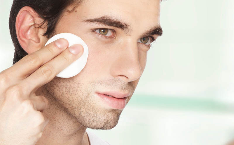 mens facial skin care