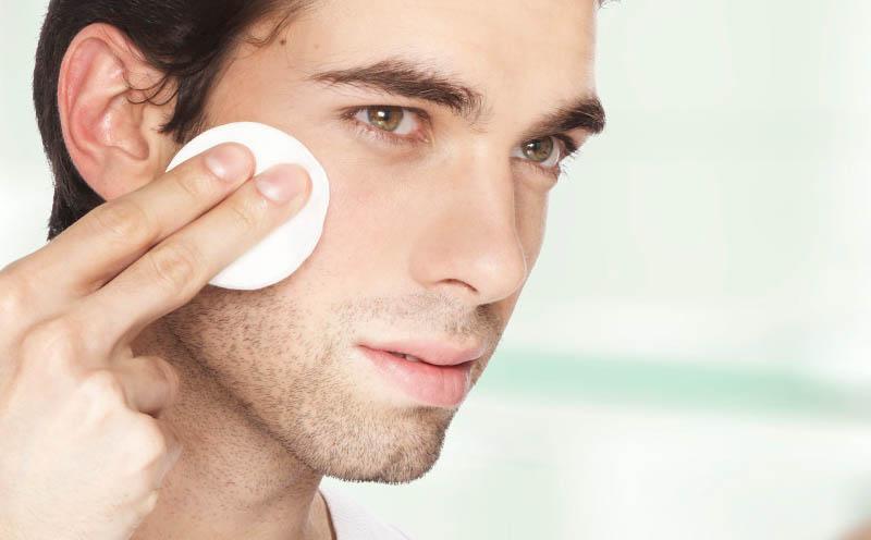 mens facial skin care